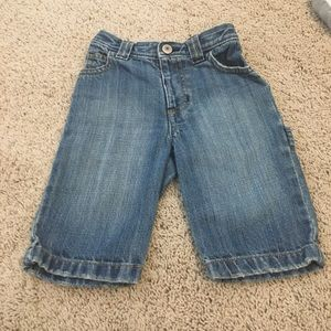 Boys size 6-12 months Old Navy jeans